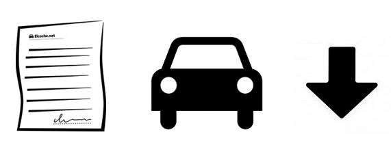 contrato de compraventa de vehiculos usados entre particulares