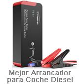 Arrancador bateria coche diesel