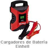 Cargador Bateria Einhell