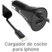 Cargador coche Iphone