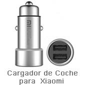 Cargador coche Xiaomi