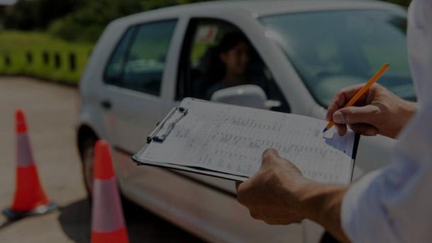 evitar nervios en el examen de conducir