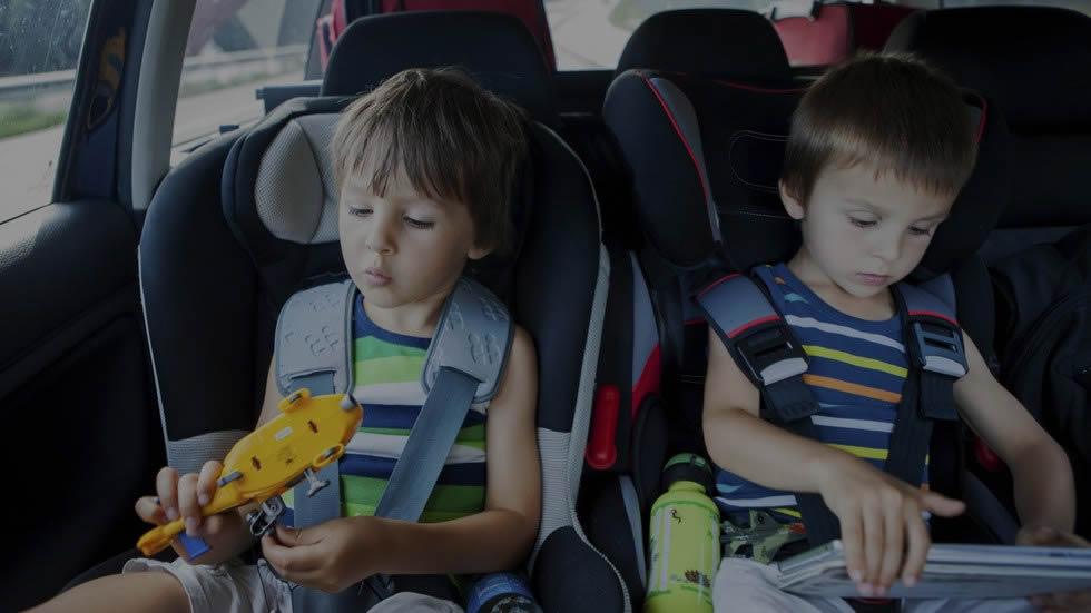 normativa de sillas de seguridad de niños